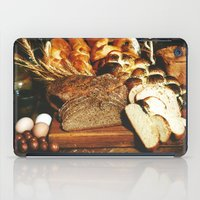 food iPad Cases featuring Food by Kathrin Legg