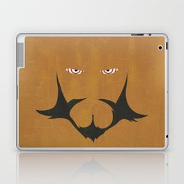Minimalist Lordgenome Laptop & iPad Skin