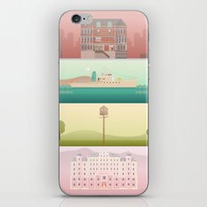 A Wes Anderson Collection iPhone & iPod Skin
