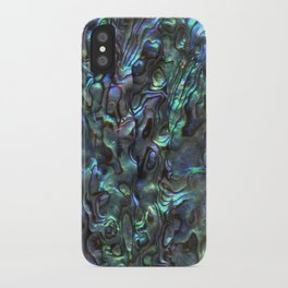 Abalone Shell | Paua Shell | Natural iPhone Case