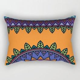 dp058-1 Ethnic mandala Rectangular Pillow