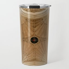 Abbey Ceiling Travel Mug