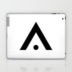 A - Alphabet Laptop & iPad Skin