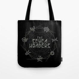 The Seven Wonders Tote Bag