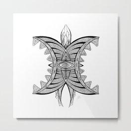 Piscis Metal Print