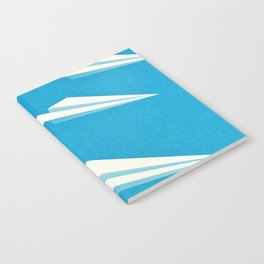 Paper squadron Notebook
