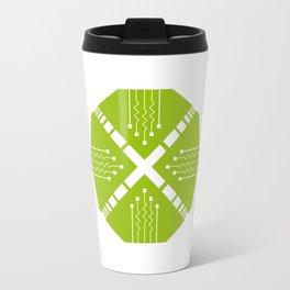 Geometric #2 Travel Mug