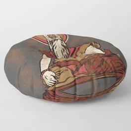 Dali Lama Floor Pillow