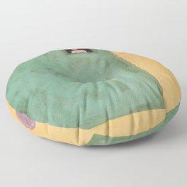 constructo visual 4 Floor Pillow
