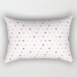 POLKA DOTS Rectangular Pillow