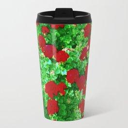 Geraniumz Travel Mug