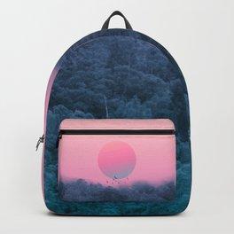 Landscape & gradients IV Backpack