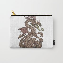 Danube river dragon Carry-All Pouch