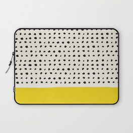 Sunshine x Dots Laptop Sleeve