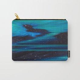 aurora borealis Carry-All Pouch