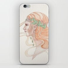 Lady of Lorien iPhone & iPod Skin