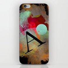 VEA 18 iPhone & iPod Skin
