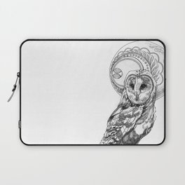 Owl Moon Laptop Sleeve