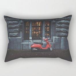 Drive yourself Rectangular Pillow