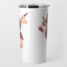 Xena and Gabrielle Travel Mug