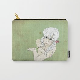 Pouting Leaf Carry-All Pouch