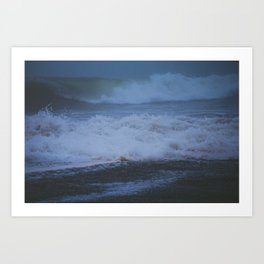 Dream Waves Art Print