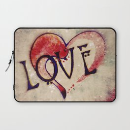 And my heart goes boom boom boom! Laptop Sleeve