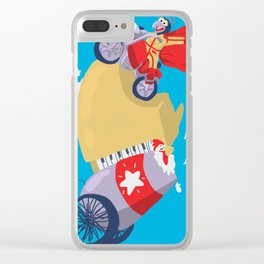 Gonzo the Great Clear iPhone Case