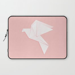Origami dove Laptop Sleeve