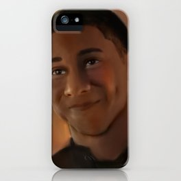Hit by Lightning iPhone Case
