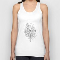 renaissance Tank Tops featuring Renaissance by Sphynx Collective