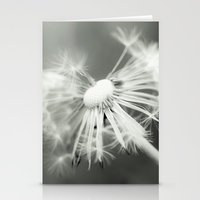 dandelion Stationery Cards featuring dandelion by Falko Follert Art-FF77