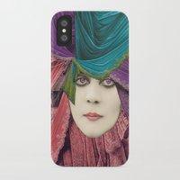 velvet underground iPhone & iPod Cases featuring VELVET by Julia Lillard Art