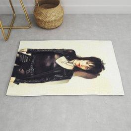 Joan Jett, Music Legend Rug
