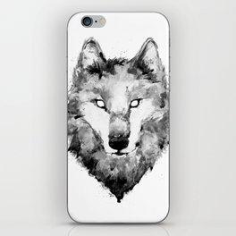 Night Wolf iPhone Skin