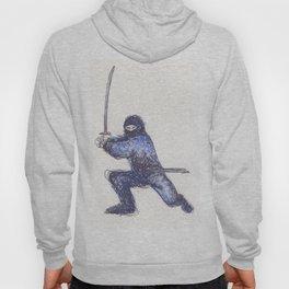 Blue Ninja Hoody