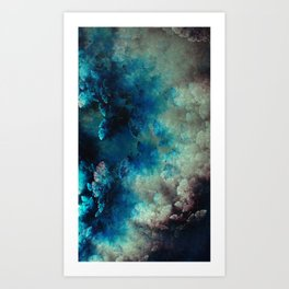 Celestials - Hidden Power Art Print