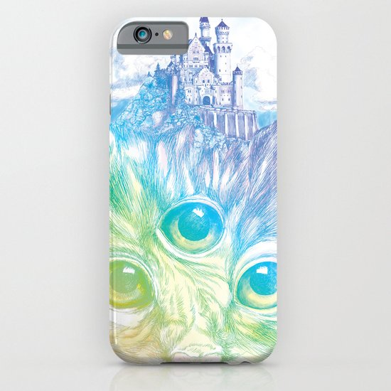 3eyes iPhone & iPod Case