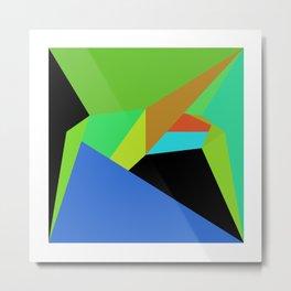 Abstraction 004 Metal Print