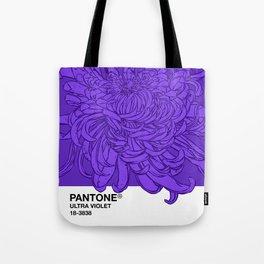 Pantone Ultra Violet 2018 Tote Bag