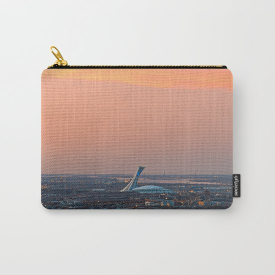 Montreal Twilight Carry-All Pouch