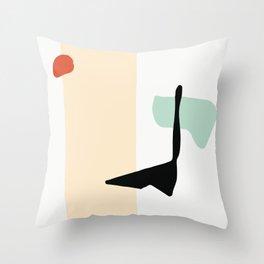 Matisse Shapes 3 Throw Pillow