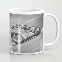 marc johns Mugs featuring Marc Marquez by Alex Malyon