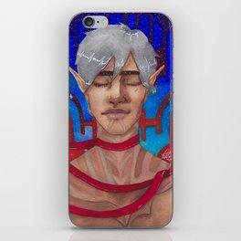 Lyrium Love Ties iPhone Skin