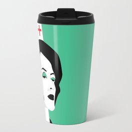Darkest Hour gig poster Travel Mug