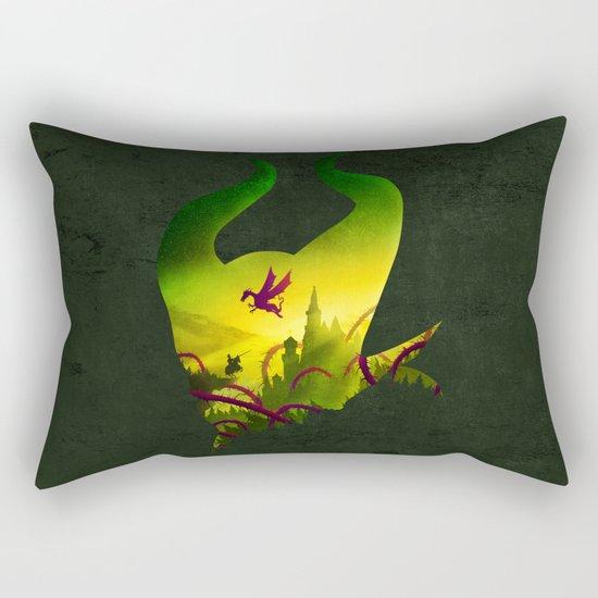 Enchanted Sleep Rectangular Pillow