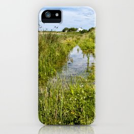 Horsey Island  iPhone Case