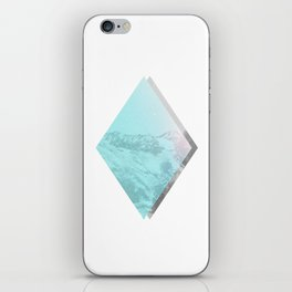 live simply iPhone Skin