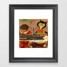 skyfall Framed Art Print