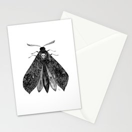 The Moth and All His Friends Stationery Cards